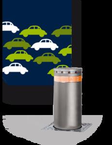 prodottoJ275 - Traffic Bollards - Vehicle Access Control System