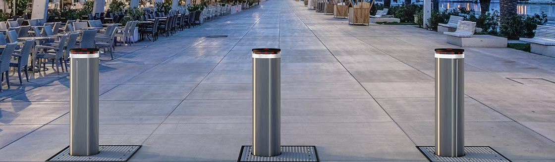 F12 HI Lungomare 3134 web - BE-FR - Traffic Bollards - Vehicle Access Control Systems - FAAC Bollards - FAAC