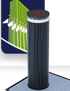 seriejs - BE-FR - Traffic Bollards - Vehicle Access Control Systems - FAAC Bollards - FAAC