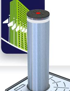 - BE-FR - Traffic Bollards - Vehicle Access Control Systems - FAAC Bollards - FAAC