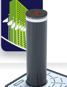 seriejs pu icon - BE-FR - Traffic Bollards - Vehicle Access Control Systems - FAAC Bollards - FAAC